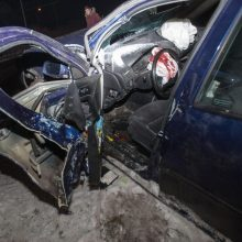 Trečiadienį – daugiau nei pusšimtis eismo įvykių: nukentėjo septyni žmonės
