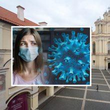 COVID-19 toliau plinta Vilniaus universitete: iš viso patvirtinti penki atvejai
