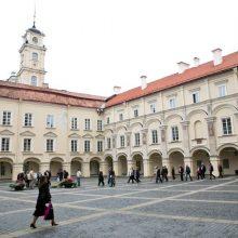 Siūloma patikslinti tvarką dėl vyresnių Vilniaus universiteto dėstytojų darbo