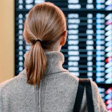 Vokietija svarsto beveik visiškai sustabdyti atvykstamuosius skrydžius