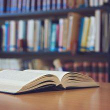 Seimo narys siūlo gerai įvertintiems bibliotekų vadovams užtikrinti antrą kadenciją