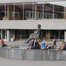 Panevėžys turi ambicijų pretenduoti į Europos kultūros sostines
