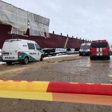 Nelaimė naujo Kauno tilto statybvietėje: vienas darbininkas žuvo, keturi sužaloti