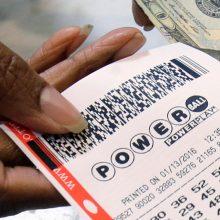 JAV loterijoje – dar vienas įspūdingas laimėjimas
