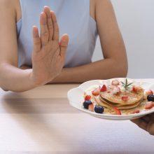 Protarpinis badavimas – ką sako dietologai?