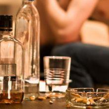Policija: dėl alkoholio poveikio padaryti nusikaltimai – vis tragiškesni