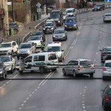 Sugedusios mašinos vairuotojai padėję pareigūnai: turime ne tik ginti ir saugoti