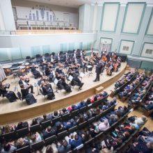 Iš Kauno filharmonijos susitikimai su muzika persikelia į internetą