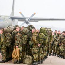 Seimui teikiama Lietuvos ir Vokietijos sutartis dėl karių buvimo sąlygų