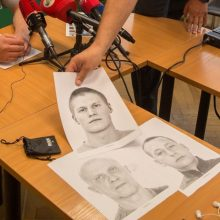 Ispanijoje sulaikytas galimas dvejų lietuvių žudikas