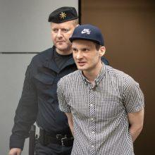 Kalinčiam Matuko budeliui teismas priteisė 30 eurų