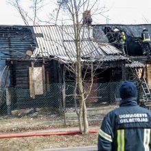 Kėdainių rajone ir Kazlų Rūdos savivaldybėje siautėja padegėjai?