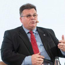 L. Linkevičius ragina neatidelioti sprendimų dėl kandidato į EK, pretenduotų pats