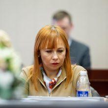 Švietimo ministrė su mokytojais išsiskyrė be jokio susitarimo, atsistatydinti nežada