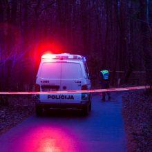 Kraupus nusikaltimas: apleistame pastate jaunuolį, įtariama, nužudė nepilnametis