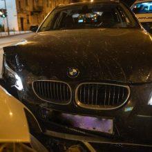Naktį Kaune siautė girtas BMW vairuotojas