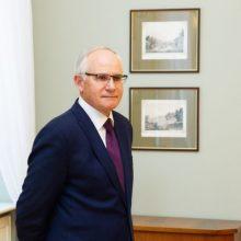 Švietimo ministras dalyvauja Pasaulio švietimo forume Londone