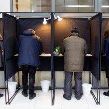 Skelbiama, kiek žmonių balsavo merų rinkimų antrajame ture