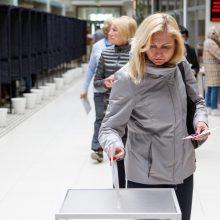 Žirmūnų, Gargždų ir Žiemgalos apygardose – Seimo rinkimų antrasis turas