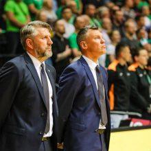 """Paskui Š. Jasikevičių į Barseloną išvyksta """"Žalgirio"""" trenerių štabas"""