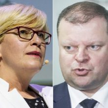 """Premjeras apie I. Šimonytės kandidatūrą į eurokomisarus: realu, bet yra vienas """"bet"""""""