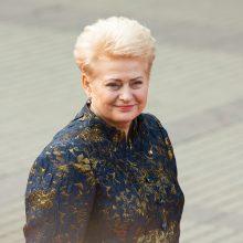 Nematoma D. Grybauskaitės diplomatija: dešimt neskelbtų istorijų