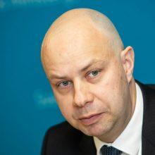 Ministrai su merais aptars klausimus dėl koronaviruso