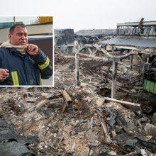 """""""Ekologistikos"""" gaisro tyrimas: įtarimai – ir Alytaus priešgaisrinės tarnybos vadovui"""