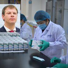 Ministras prognozuoja: Lietuvos ekonomika koronaviruso pasėkmes pajus