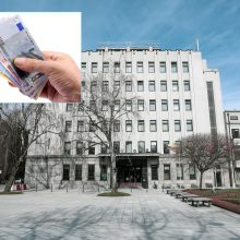 COVID-19 pristabdė ir Kauno savivaldybės suplanuotą pasiskolintų lėšų panaudojimą