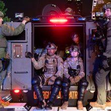 JAV planuoja sumažinti savo karių skaičių Vokietijoje