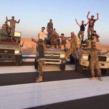 Europa ragina Libijos konflikto šalis nedelsiant nutraukti karines operacijas