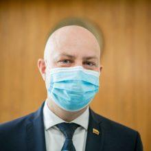 Skandinavijoje dirbantys medikai kreipėsi į A. Verygą