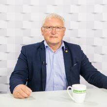 """""""Kauno dienos"""" studijoje mokslininkas A. Skurvydas išdavė ilgaamžiškumo paslaptį"""