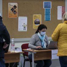 Naujausia informacija: iš viso balsavo jau trečdalis rinkėjų, VRK gavo 30 skundų