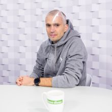 """""""Kauno dienos"""" studijoje – pokalbis su M. Kiltinavičiumi: apie žmogaus siekį būti laimingu"""
