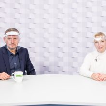 Gražvydas Muižys ir Jolanta Šmidtienė