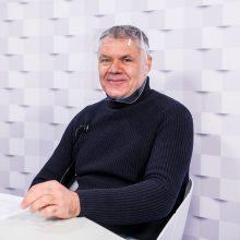 """""""Kauno dienos"""" studijoje – ekonomistas E.Stankevičius: apie prekybą internete ir brangstančius butus"""