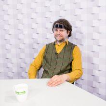 """""""Kauno dienos"""" studijoje – dr. I. Kalpokas: kodėl mes tokie pikti internete?"""