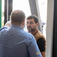 """Skandalingojo Celofano šou tęsiasi – bandė be galimybių paso patekti į """"Akropolį"""""""