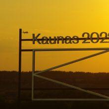 """Projektui """"Kaunas 2022"""" – puikūs Europos komisijos ekspertų vertinimai"""