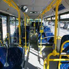 Kraupu: sostinės autobuse rasta negyva senolė