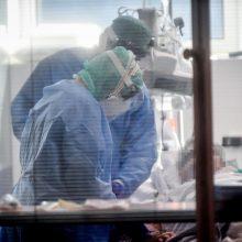 Naujausi duomenys: šalyje koronavirusas patvirtintas 44 medikams