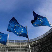 """Londonas: Jungtinei Karalystei dėl """"Brexit"""" atidėjimo gali tekti ruoštis EP rinkimams"""