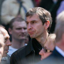A. Paleckio advokatas: nematome priežasčių, kodėl jis turėtų būti laikomas suimtas