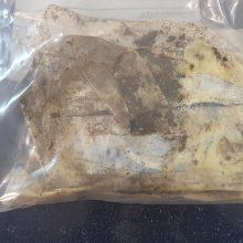 Automobilyje slėptas kokainas iš Kauno į Skandinaviją taip ir neiškeliavo