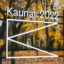 """Daugiau nei 130 organizacijų siekia kurti """"KEKS 2022"""" programą"""