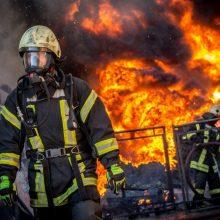 Alytaus rajone kilo du gaisrai – įtariami padegimai