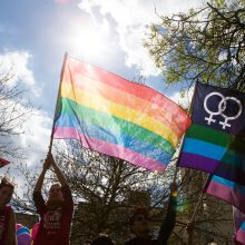 Teismas pradeda nagrinėti skundą dėl LGBT eisenos Kaune