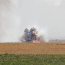 Vokietija dėl puolimo Sirijoje stabdo ginklų pardavimą Turkijai